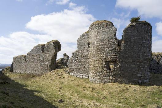 Lochindorb Castle. (Crown Copyright: RCAHMS DP079771)