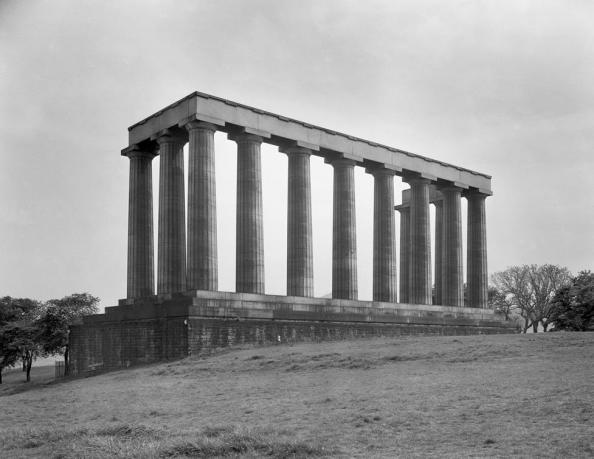 National Monument of Scotland, view of May 1961. (CrownCopyright:RCAHMS)