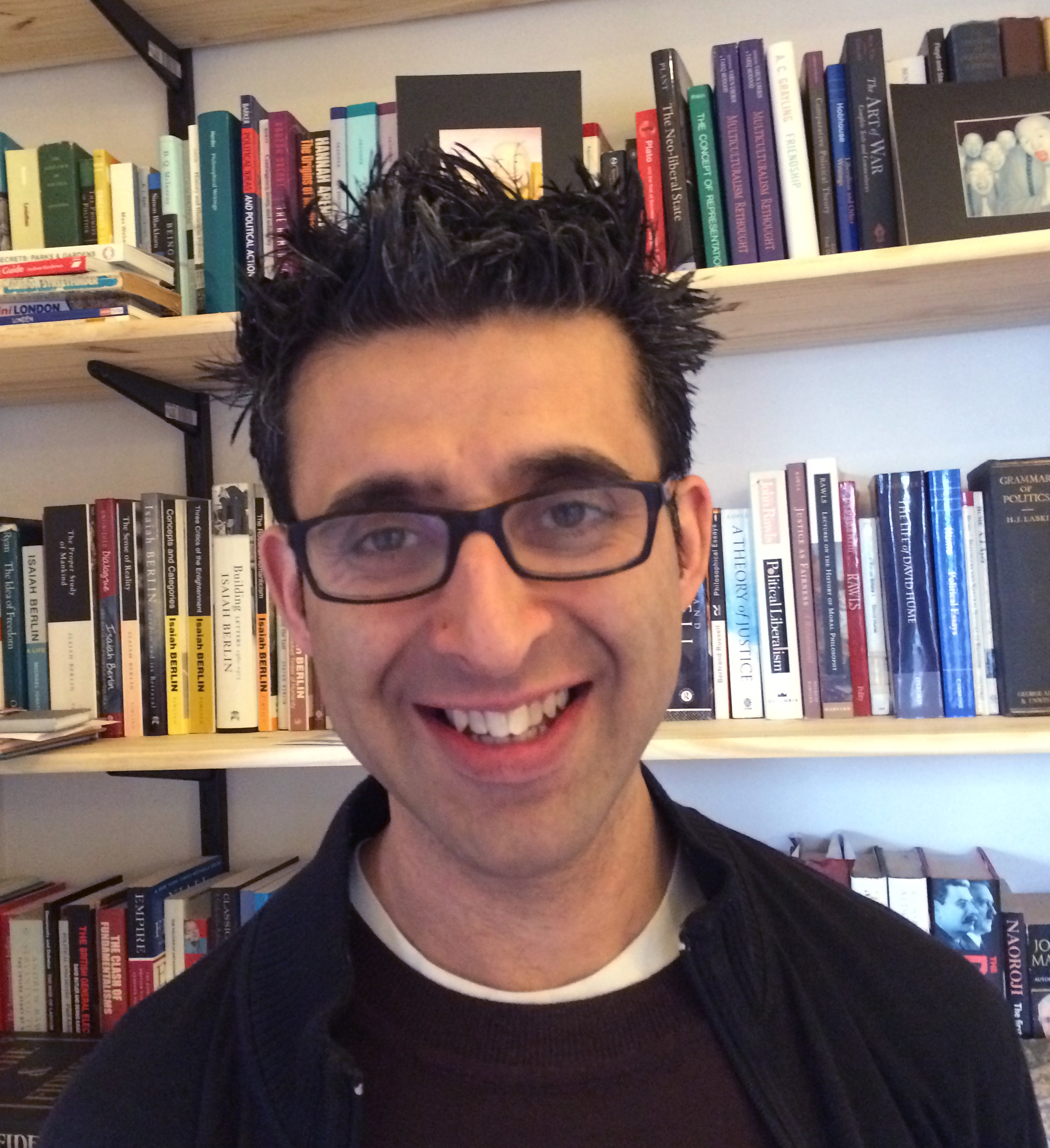 Varun Uberoi - author photo