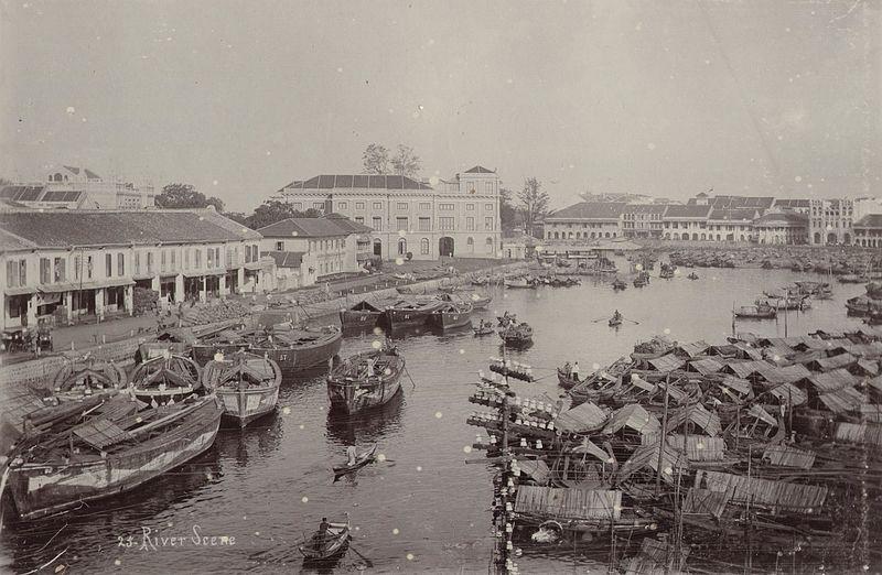 port_in_singapore_circa_1900