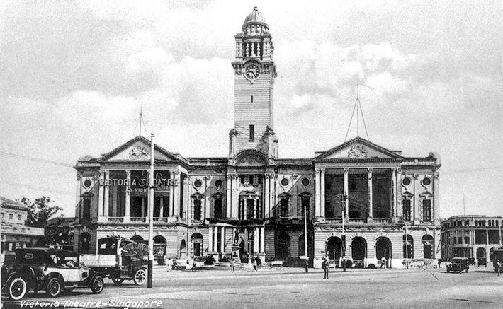victoria_theatre_and_victoria_memorial_hall_-_c_1905