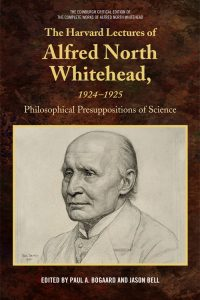 The Harvard Lectures of Alfred North Whitehead, 1924-1925 book cover image