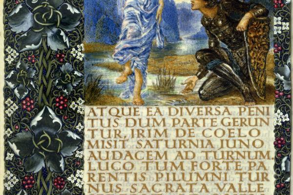 Morris, Aeneids manuscript, p. 238 ( Aeneid 9.1-5) TAL 24 (2015)