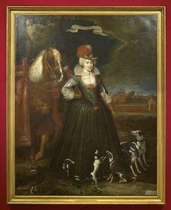 Wardrobe Goods of Anna of Denmark