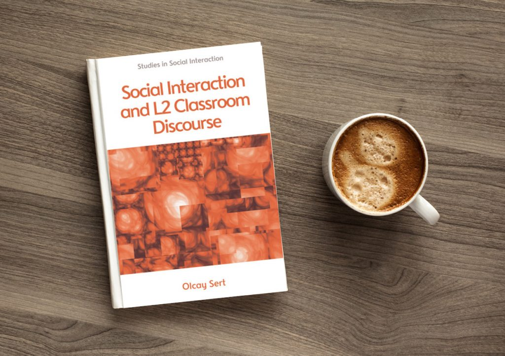 book cover with coffee cup