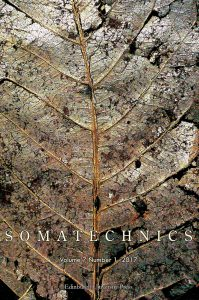 Somatechnics cover image