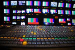 television and broadcasting