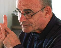 Photograph of Jean-Luc Nancy