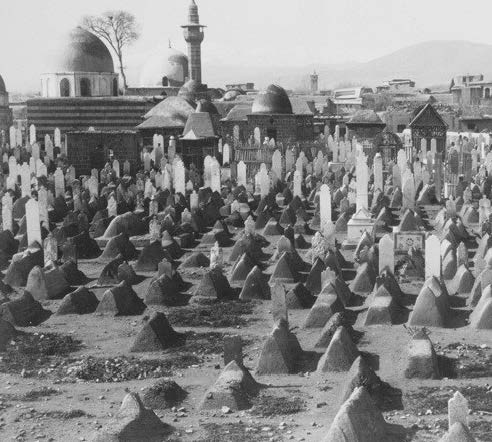 The Temptation of Graves in Salafi Islam