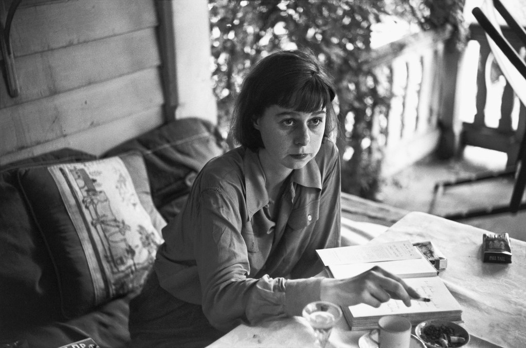 Carson McCullers - writer of emotions