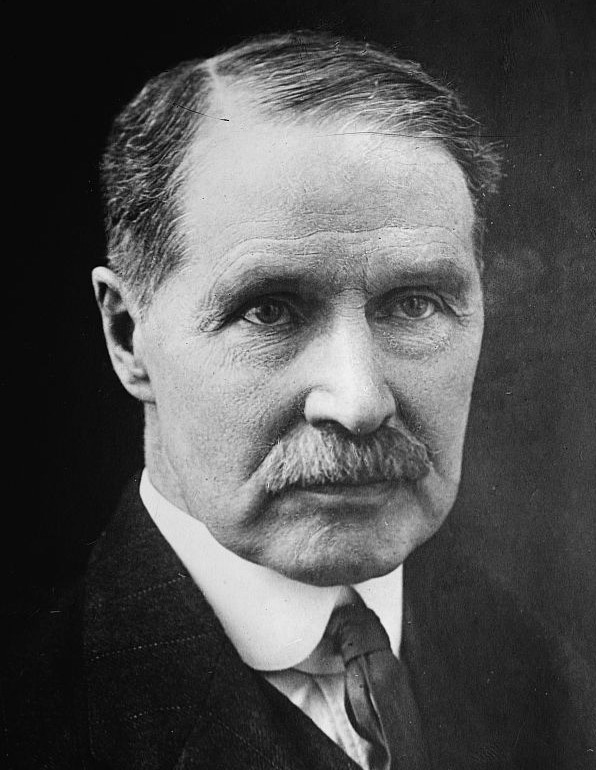 Bonar Law. Image: Wikimedia Commons.
