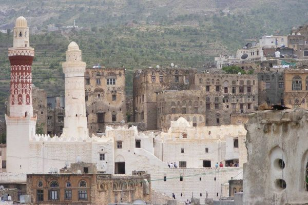 Queen Arwa's mosque (Dhu Jibla, Yemen)