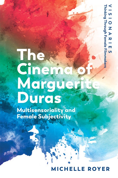 The Cinema of Marguerite Duras book cover