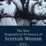 cover New Biographical Dictionary of Scottish Women