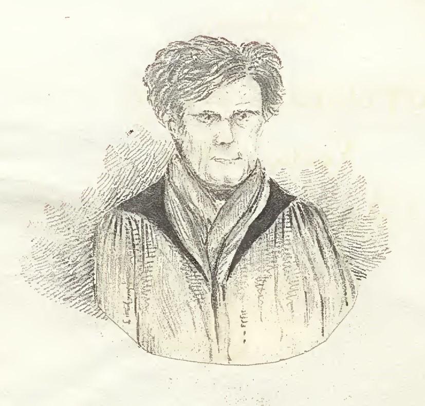Caricature of Robert Jameson