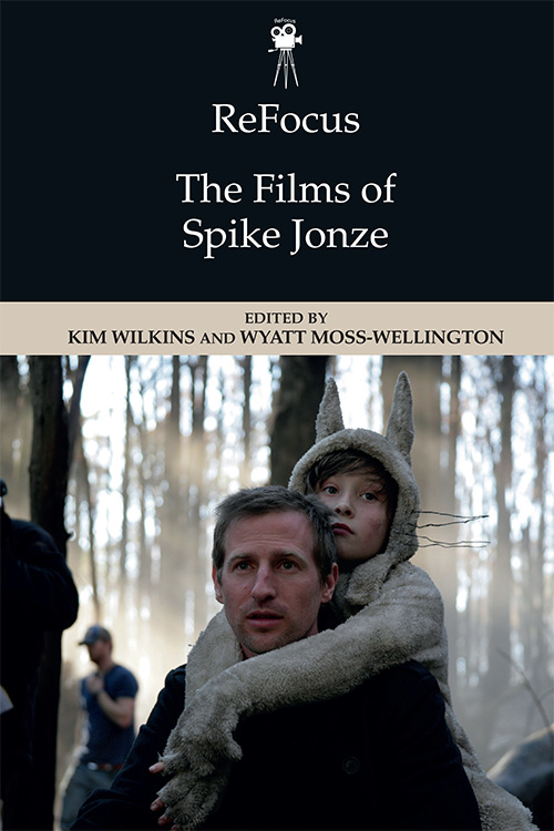 ReFocus: The Films of Spike Jonze book cover image