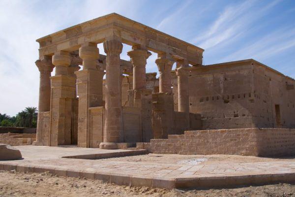 Hibis Temple, Kharga Oasis, Egypt
