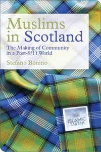 Image of book cover: Muslims in Scotland