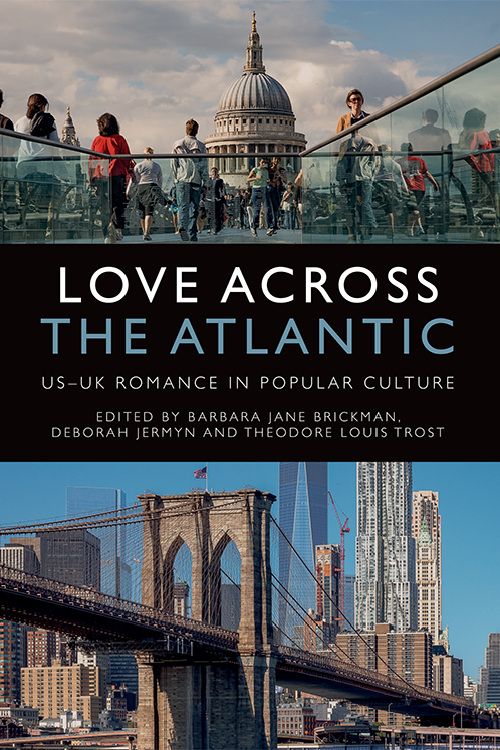 Love Across the Atlantic book cover