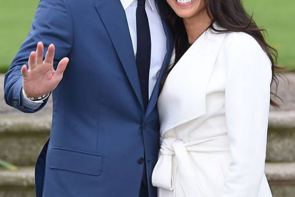 Love across the Atlantic: Prince Harry and Meghan Markle