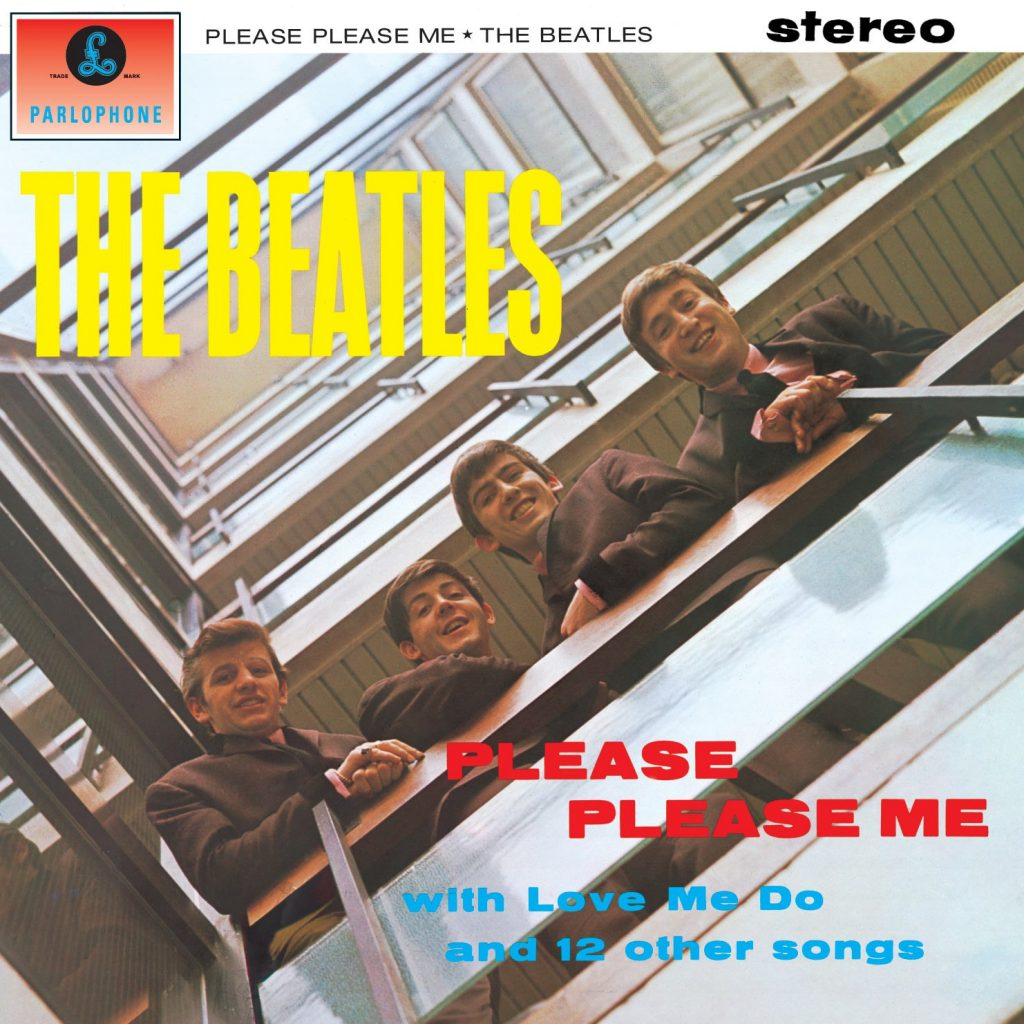 The Beatles' first LP