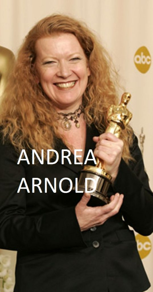 Film director Andrea Arnold