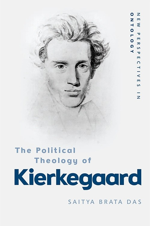 Cover image of The Political Theology of Kierkegaard
