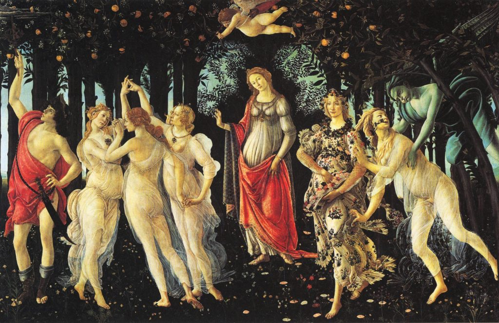 Lucretius II - Primavera
