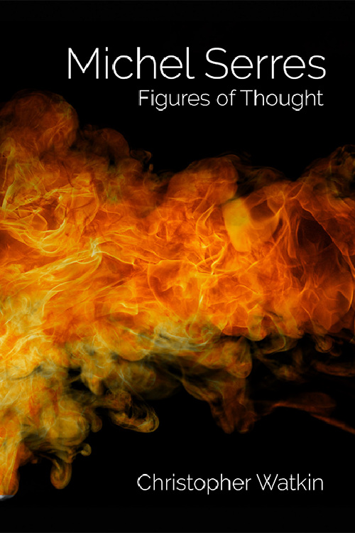 Cover image of Michel Serres: Figures of Thought