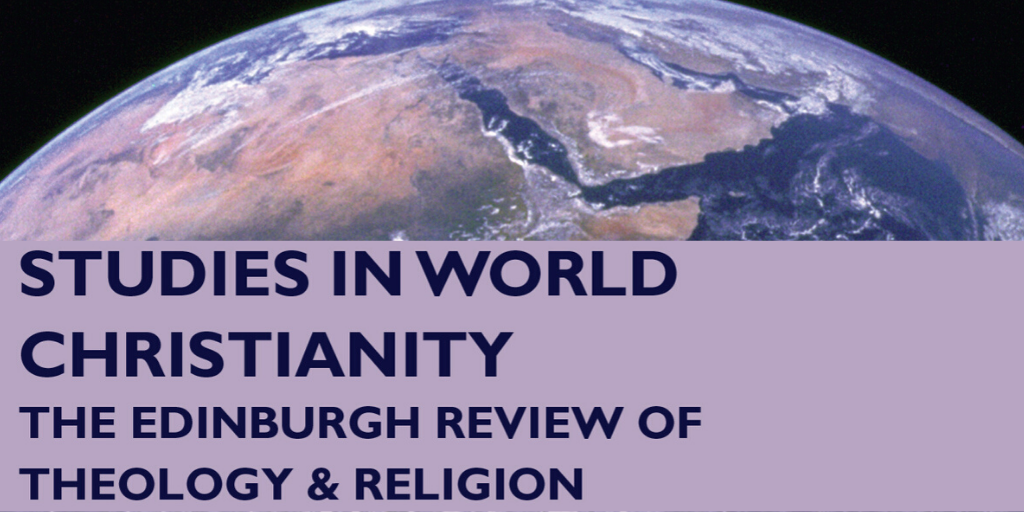 Studies in World Christianity journal