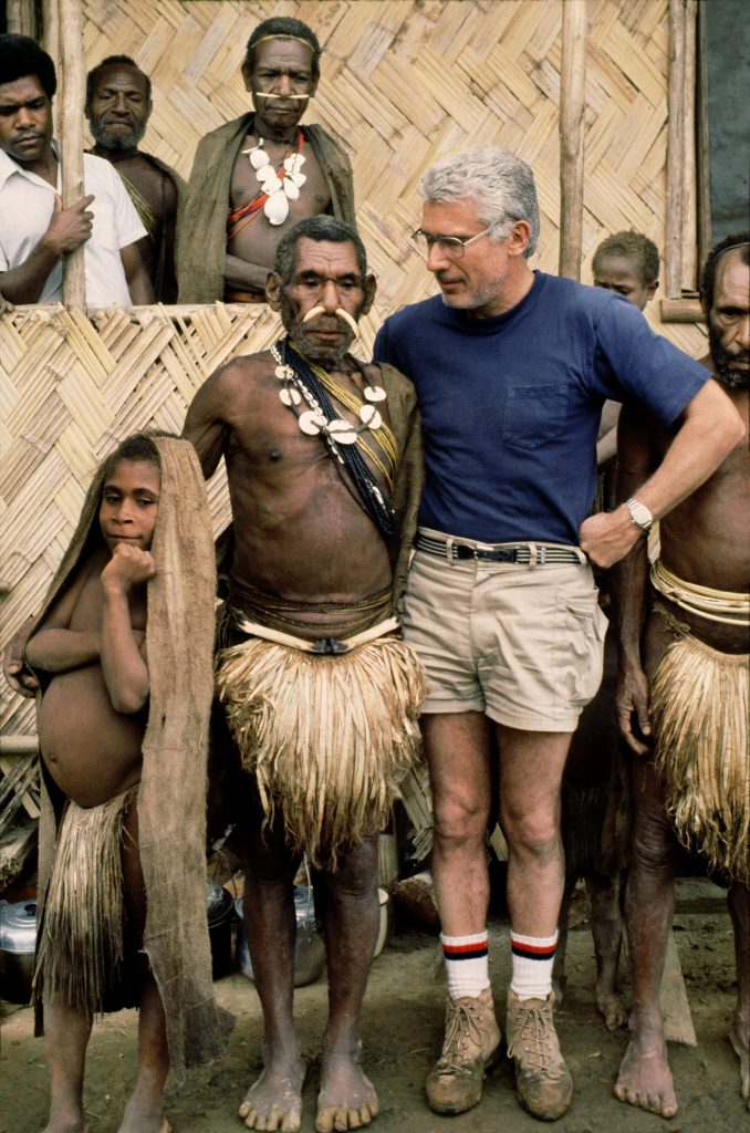 Robert Stoller in Papua New Guinea