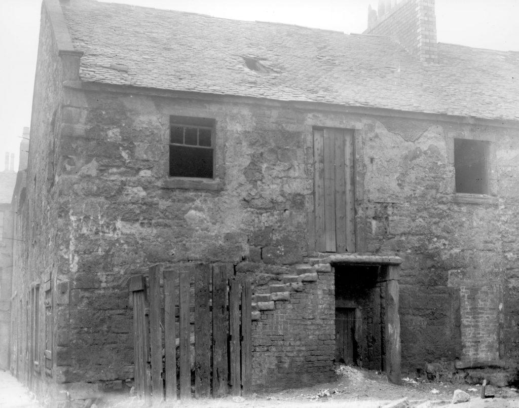 Old Catholic School Image
