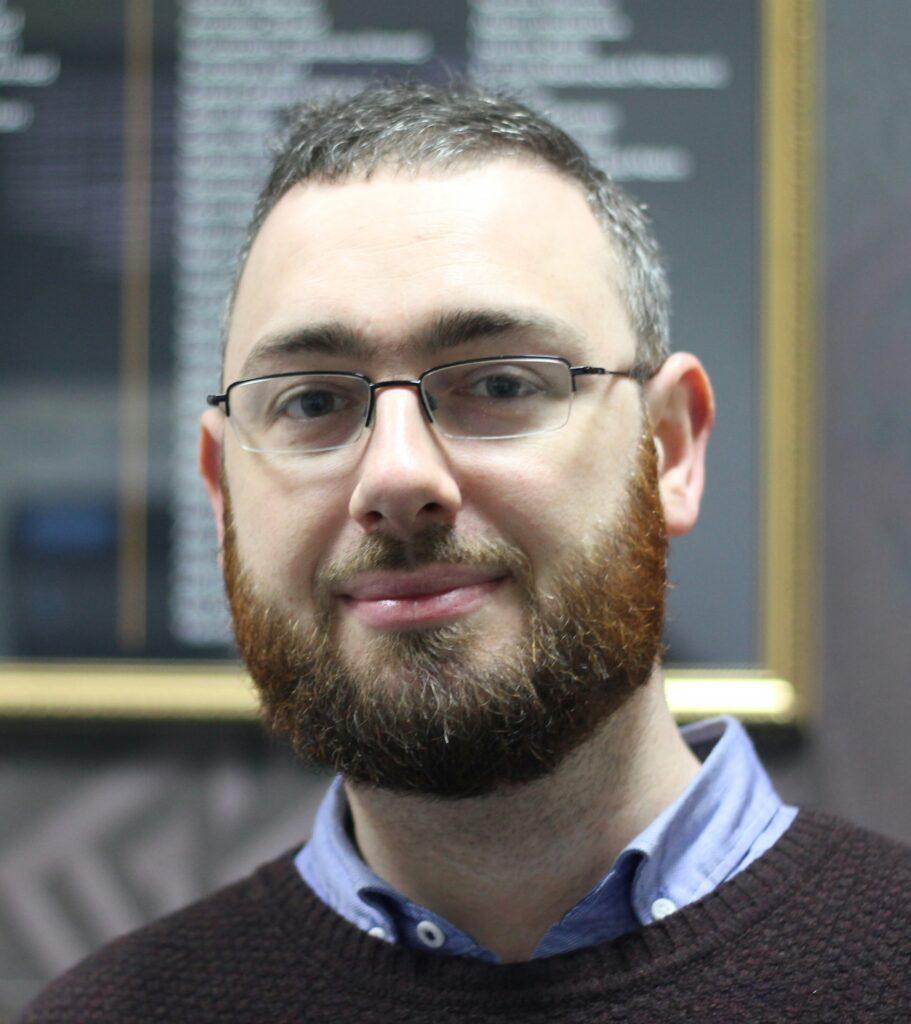 Author photo of Ramon Harvey.