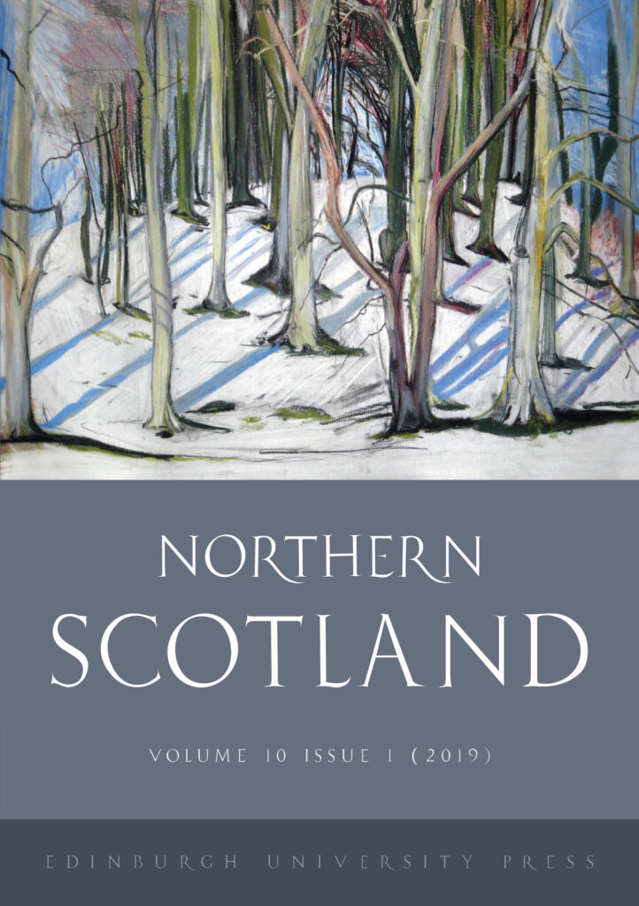 Northern Scotland cover