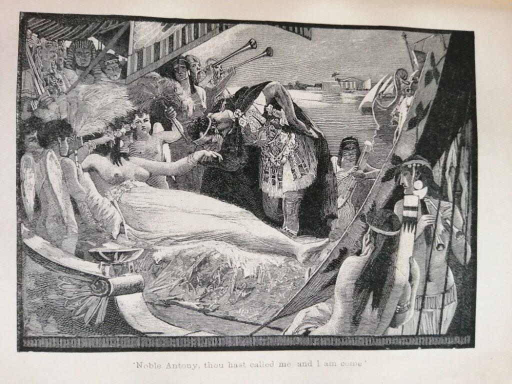 Cleopatra book image