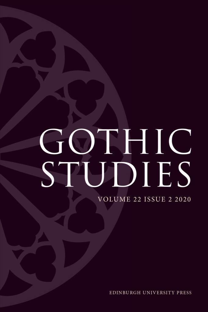 Gothic Studies journal