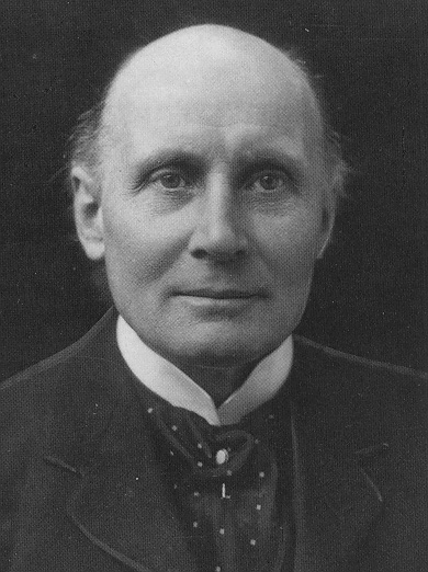 Portrait photograph of Alfred North Whitehead