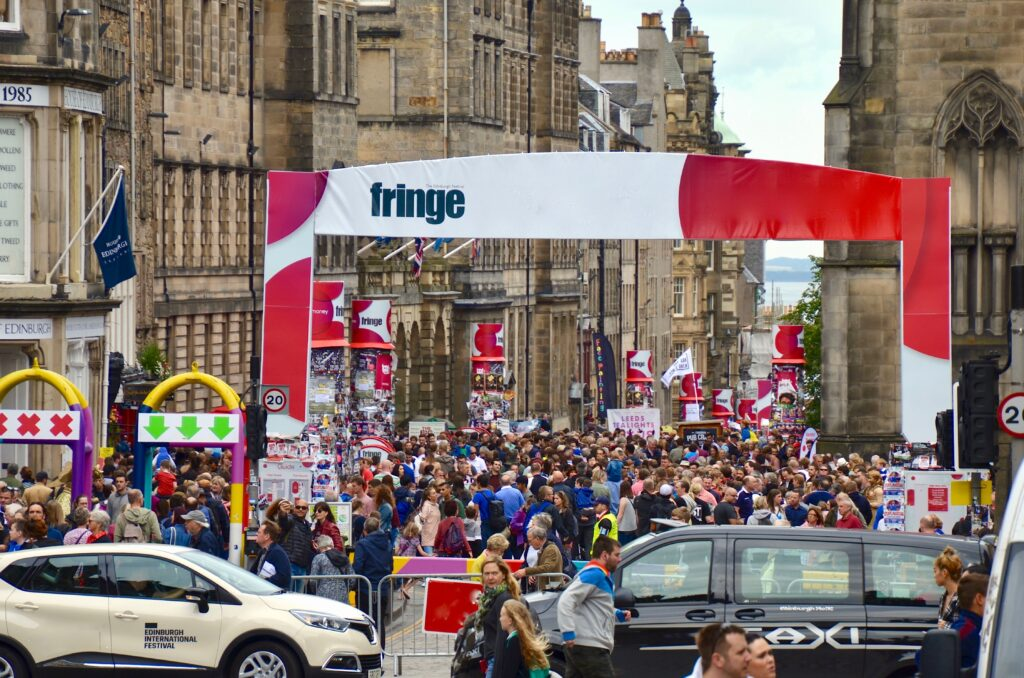 Festival article image Edinburgh