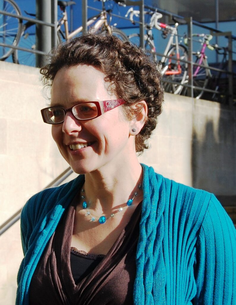 Image of the author, Tessa Roynon