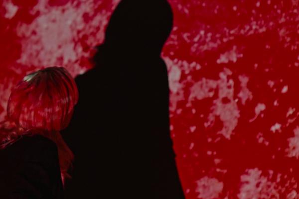 Screenshot from Brandon Cronenberg's Possessor (2020)