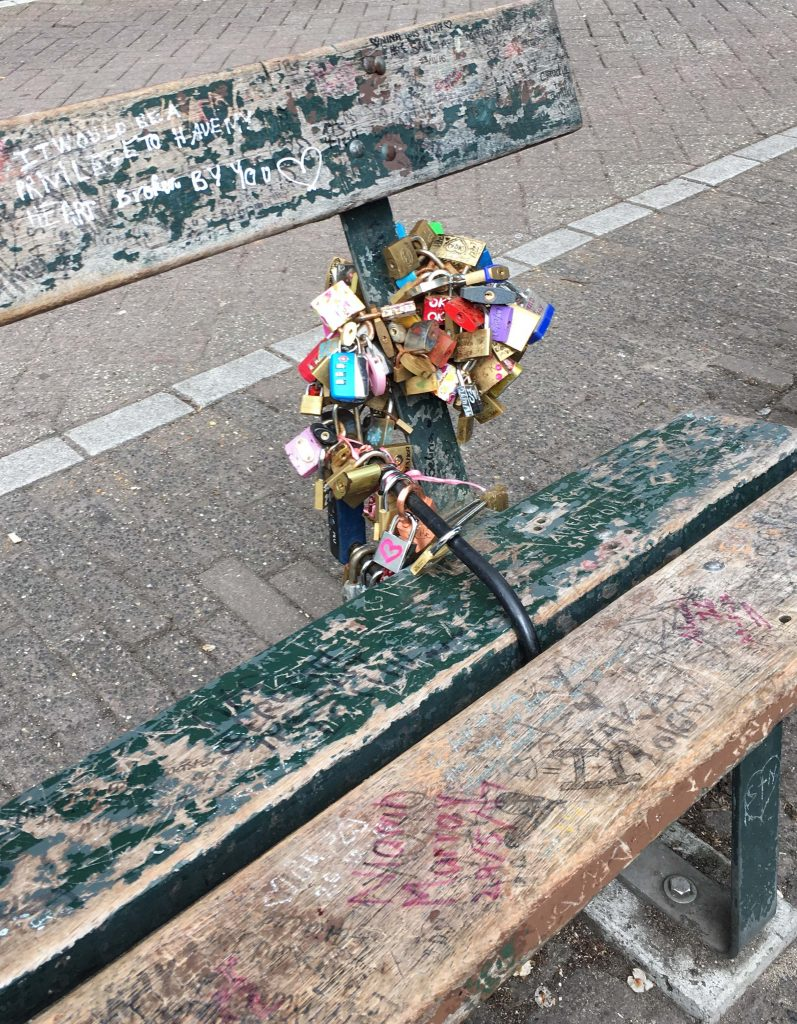 Image of Place 1, The TFiOS Bench