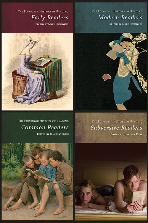 Cover Images of the EHR series.