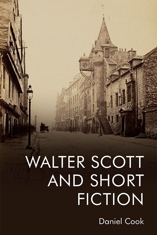 Cover Image of Walter Scott and Short Fiction