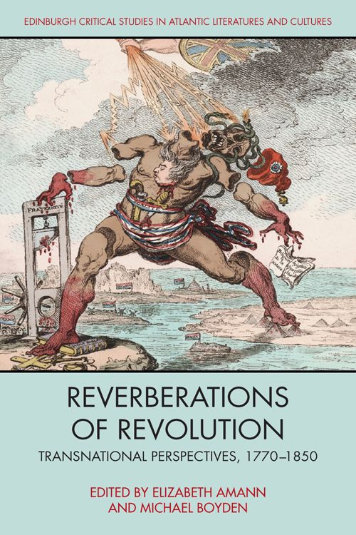 Cover image of Reverberations of Revolution